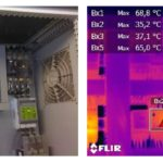 THERMOGRAPHY  // WATER TREATMENT ELECTRICAL SWITCHBOARDS INSPECTION
